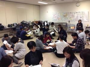 即興型学習研究会 第3回ワークショップ in 東京