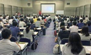 菊池道場「大阪冬の陣『次世代リーダー育成大会』」