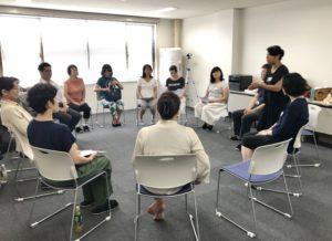即興型学習研究会 英語部会@東京2018