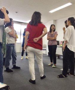 即興型学習研究会 英語部会2017-3